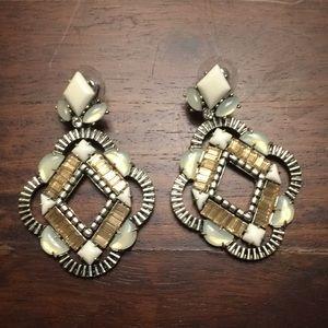 Stella & Dot convertible earrings